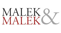 Logo, Malek & Malek - Law Firm